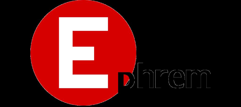 Logo Ephrem